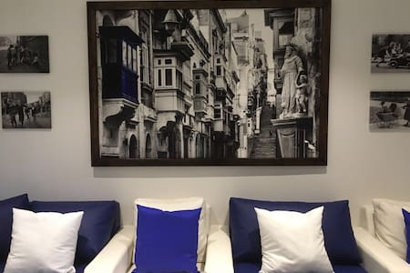 Que-Ella Town House Malta - Floriana - Dům