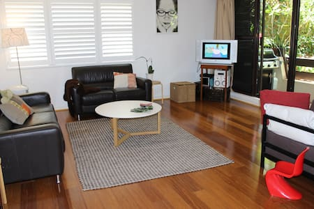 Stylish family-friendly parkside 2bdrm-walk to SCG - Centennial Park