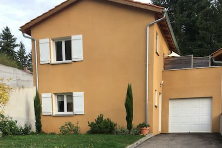Charmante maison dans le Beaujolais Charnay