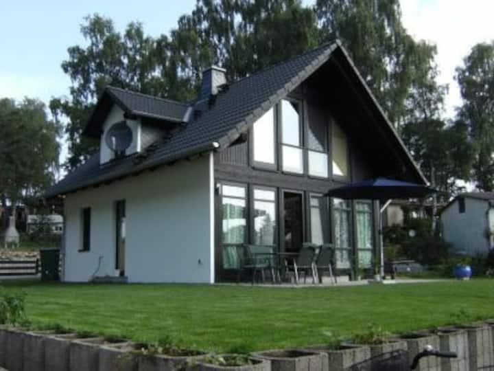 Ferienhaus Heidenholz
