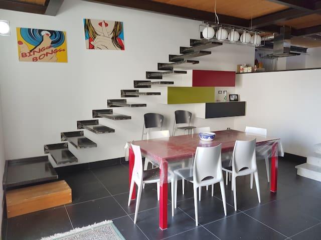 Casa Mia - Pompei, Neapels, Salerno and Amalfi