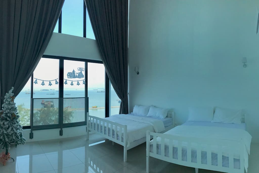 Room One-Gorgeous Sea View