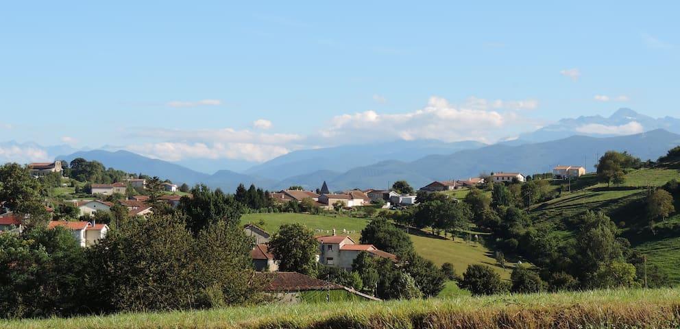 Dans le Parc  naturel des Pyrénées Ariégoises - Betchat