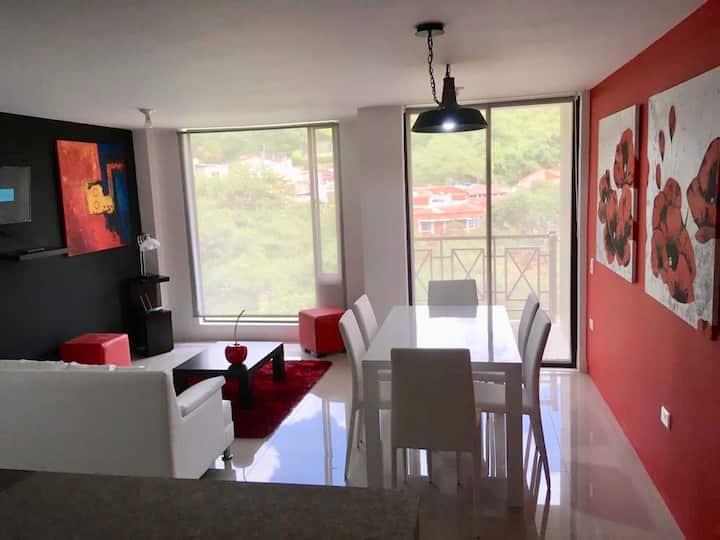 Apartamento 12 espectacular en San Gil por mes