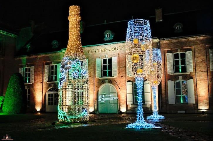 Studio Avenue de Champagne