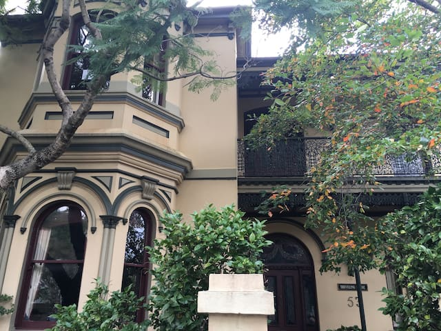 Large Victorian house, pool, garden - Petersham - Rumah