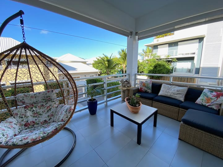 Perfect Apartment in center of Punta Cana Village