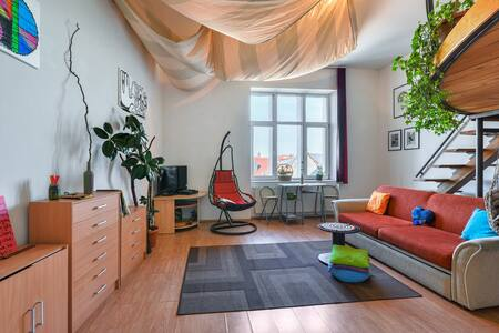 ULTRA CENTRAL, OLD TOWN APARTMENT