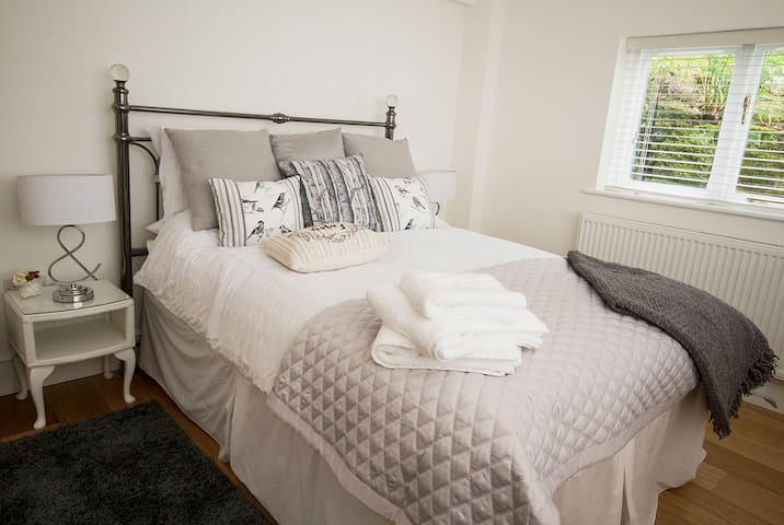 Double bedroom - comfy double bed