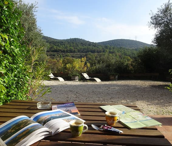 Bed 'n coffee, Centre Var
