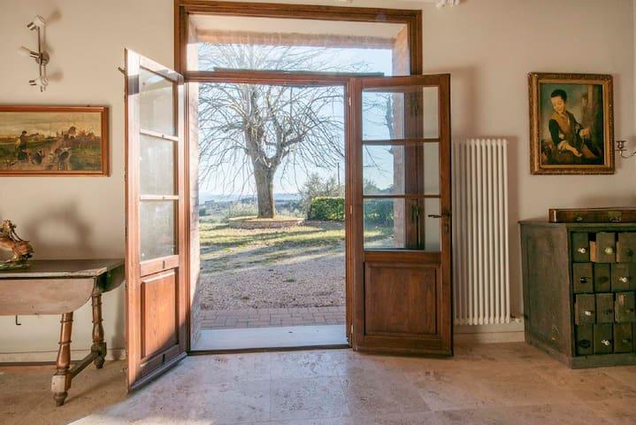 Casato Santa Regina apartment TIGLIO - Siena - Apartment