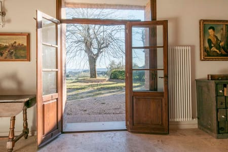 Casato S.Regina apartment TIGLIO - Siena - Appartamento