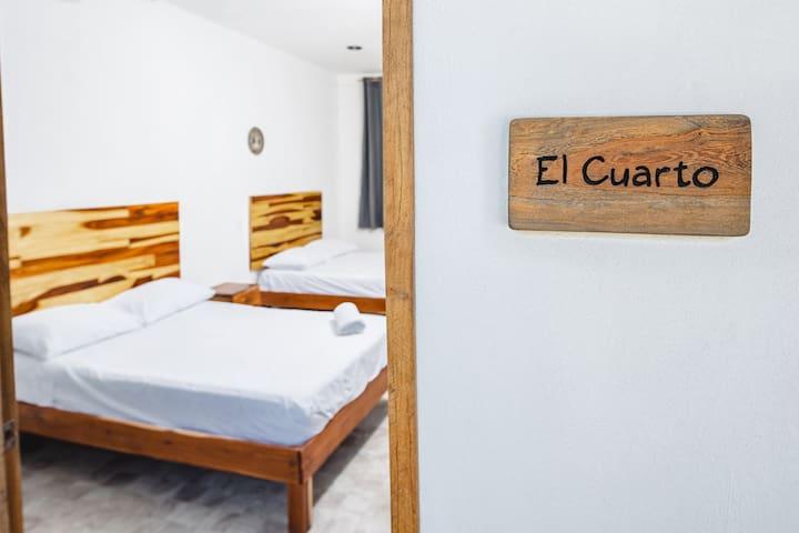 Casa Cuyo - El Cuarto