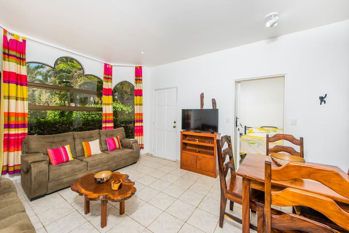 Roomy 2 bedroom steps from the pool  No 5