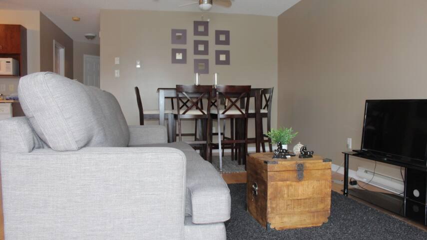 2 BEDROOMS CONDO - Gatineau - Condominium