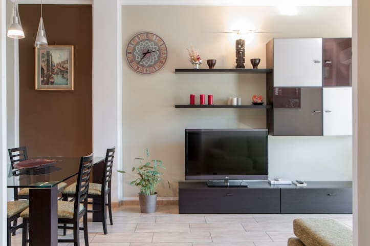 Beautiful flat Fiera Stadio Centro - Milano - Apartemen