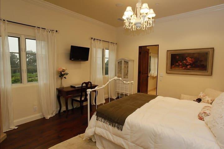 Sunny Suite in Montecito