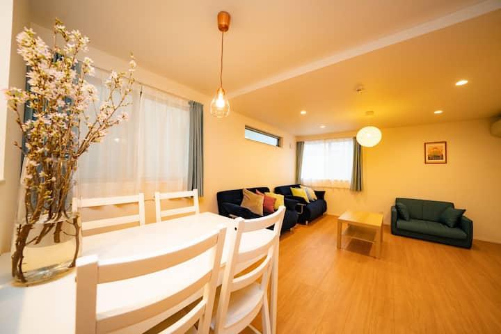 New House! Close to Asakusa, Skytree, Sumida City