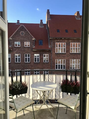 Apartment located at lovely Vesterbro