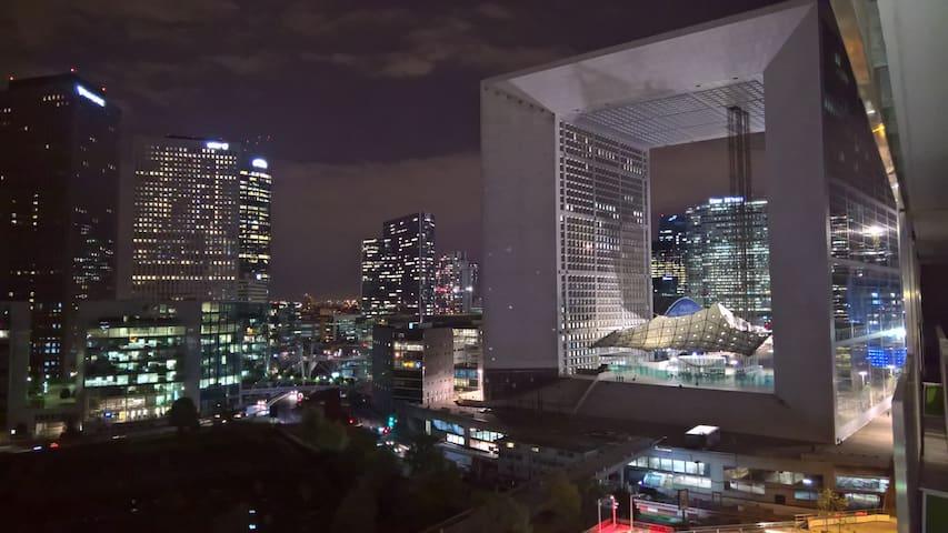 La Défense, Grande Arche 50 m2