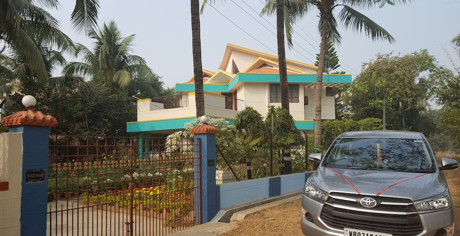 A Luxury  stay at cheapest rate in Bolpur - Prantik - Bungalow
