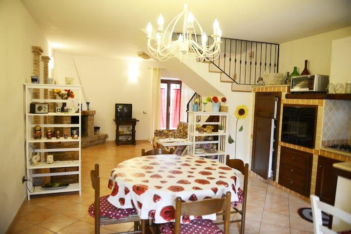Mariclò Inn - Casa Vacanze - Subiaco - Haus