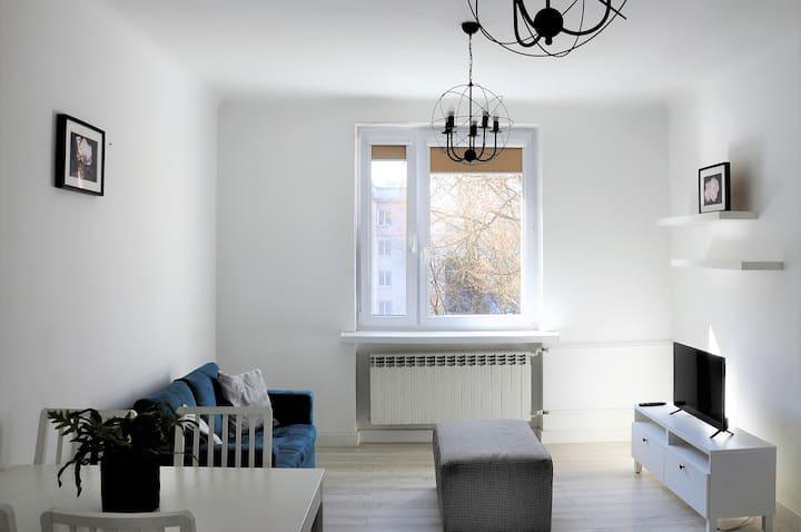 Prudentia Apartments Chrzanowskiego