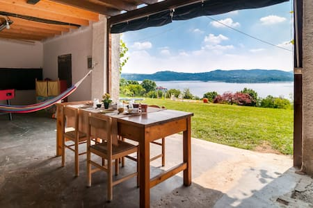 Stunning lake view - Immersi nel verde  vista lago