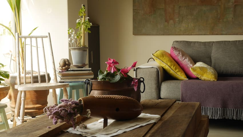 NICE ROOM PENTHOUSE + ROOF GARDEN