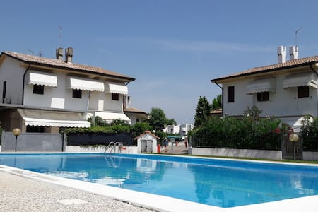 House for 10 person 1h from Venice - Duna Verde
