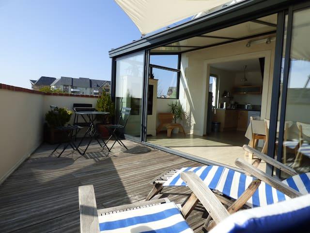 Côté Mer - Dives-sur-Mer - Apartment