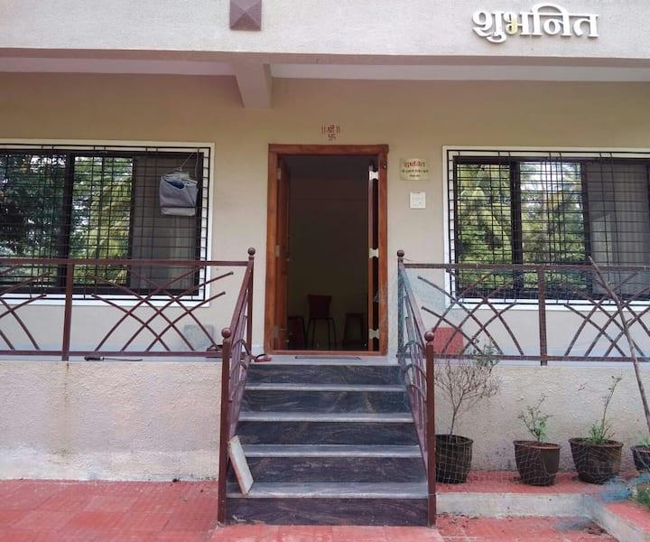 Shubhnit holiday home   Cheul, Alibaug