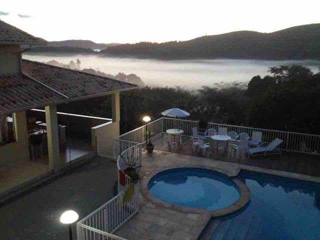 Casa de Campo - Chácara Cedro Itabira