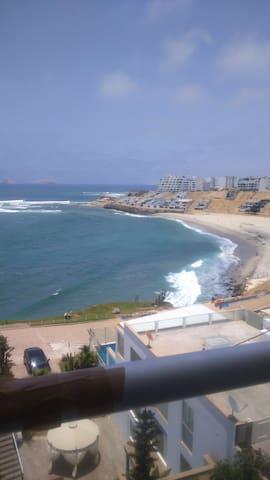 Depa para disfrutar en playa tranquila - Lima - Pis