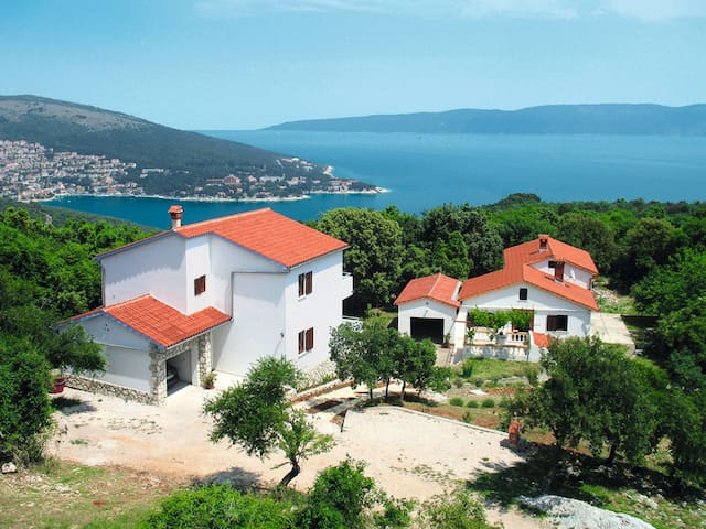 Holiday House Salvia for 7 persons in Labin