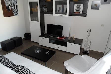Precioso apartamento en Calpe, mar y montaña. - Calp