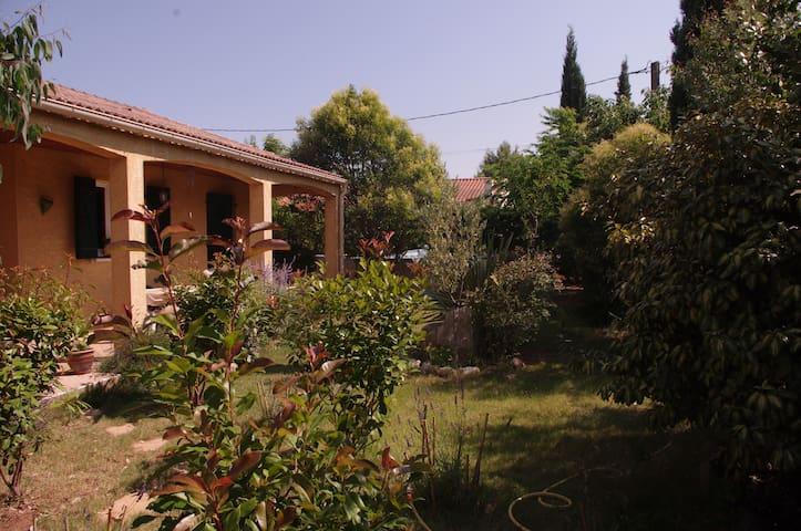 Chambre en cœur d'Hérault + SDB - Canet - House