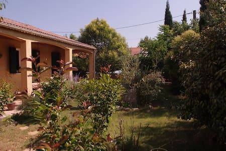 Chambre en cœur d'Hérault + SDB - Canet - Casa