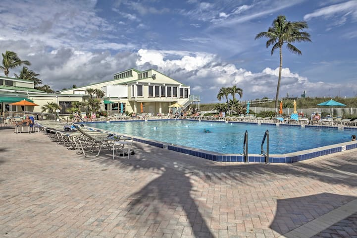 1BR Hutchinson Island Apt. w/Community Pools - Fort Pierce - Appartement