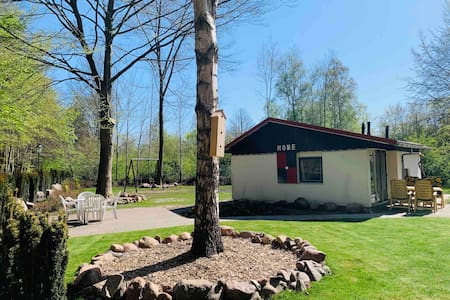 Knus huisje in Exloo met grote tuin ( Drenthe ) 72