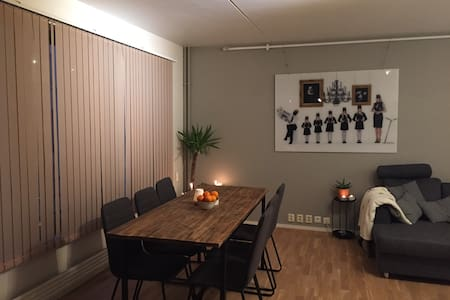 Modern apartment in the middle of Oslo city center - Oslo - Apartamento
