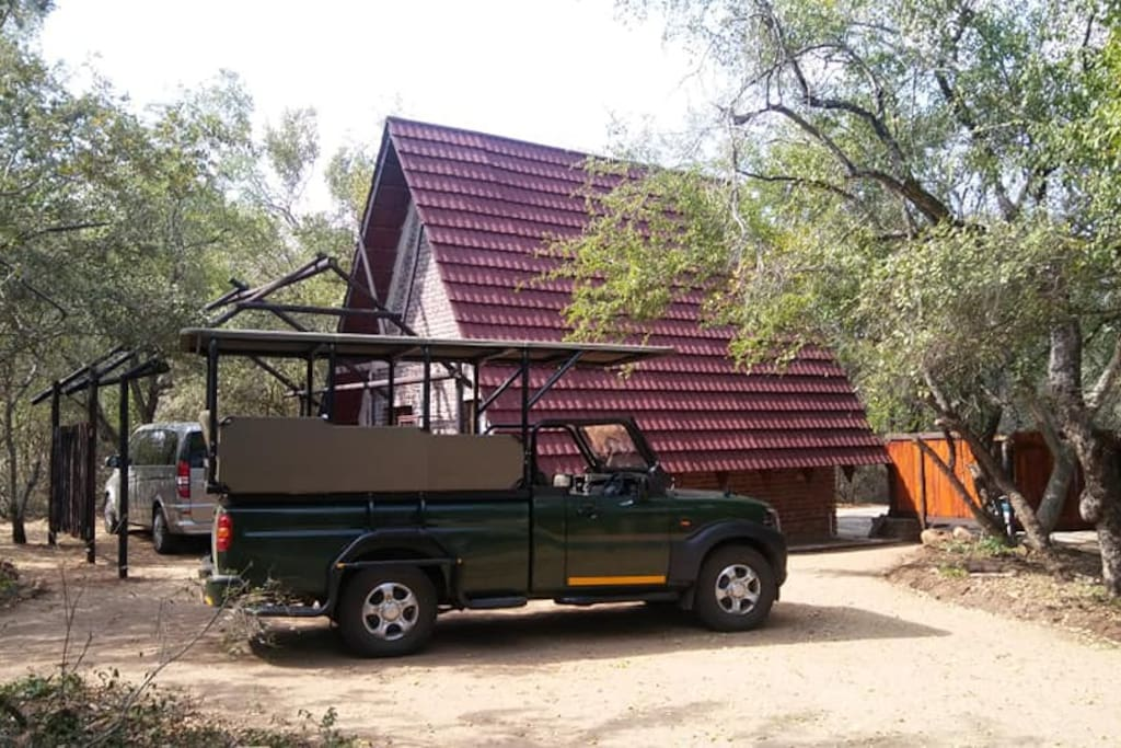 Marloth Park bush holiday - Animal photos are in adjacent Kruger National Park