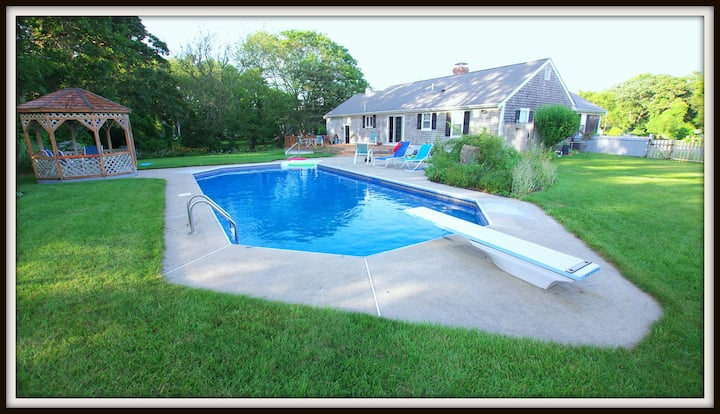 Barnstable Private Pool
