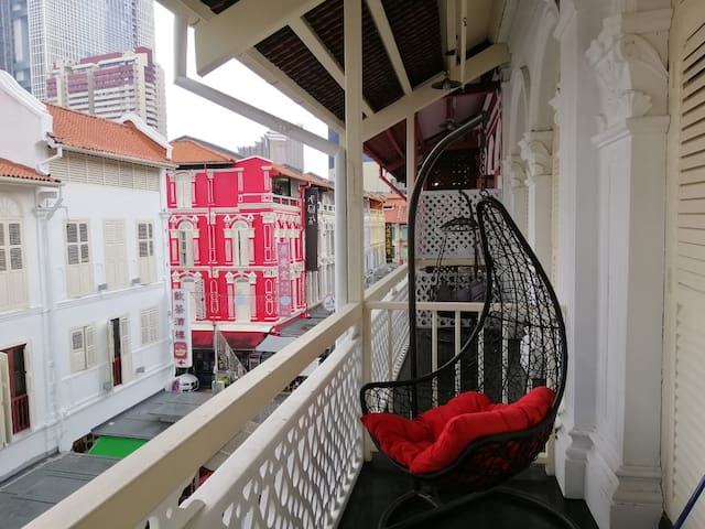 Hotel 1887 Room 315 with Balcony and BreakFast