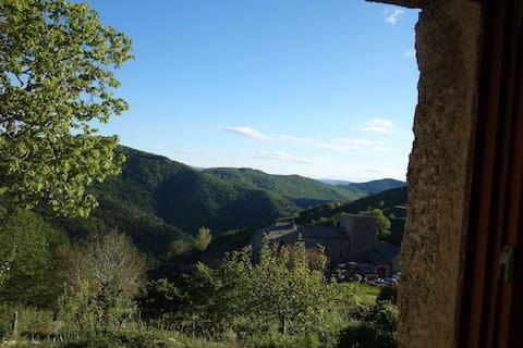 Le Ferradou Parc national des Cévennes / UNESCO