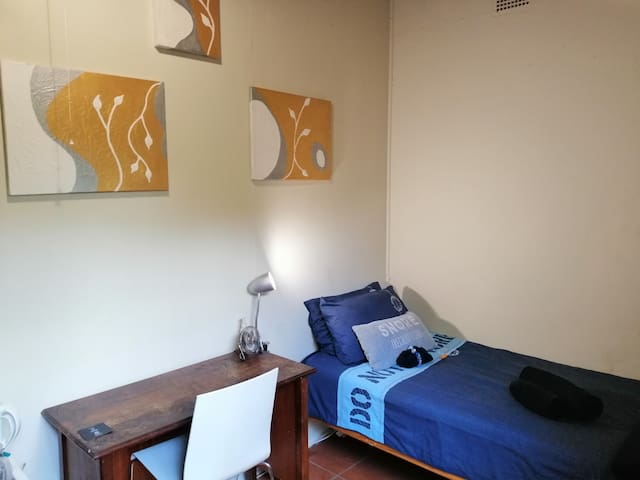 Comfy room in the heart of Stellenbosch