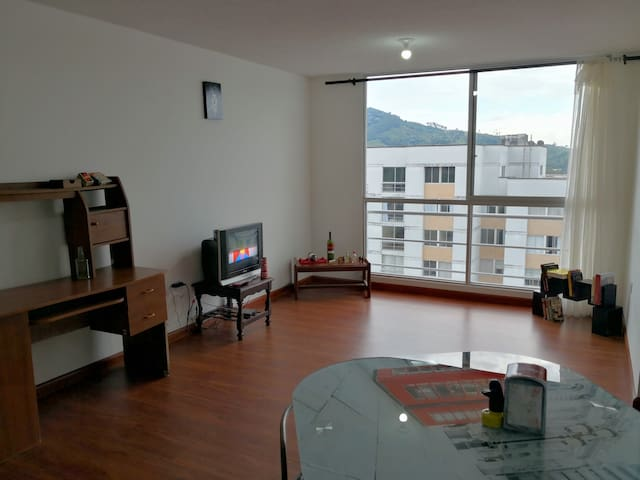 Apartment close to Termales de Santa Rosa