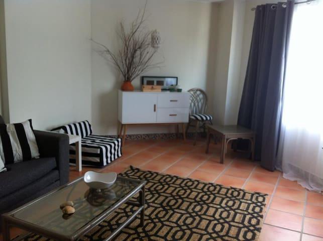Apartamento T1 Aldeia Form.1°floor - Cabanas