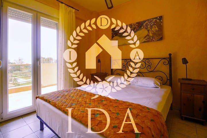 Sea view house, ideal for families. - Kassandreia - House