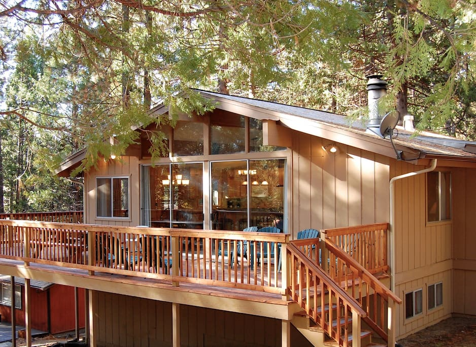 Top 100 Airbnb Rentals 2017 In Yosemite National Pa
